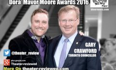 2016 Dora Mavor Moore Award Recipients