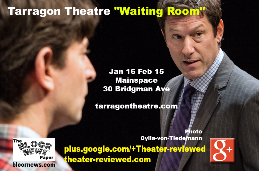 "Tarragon Theatre Toronto ""Waiting Room"""
